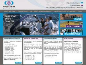 Solent Yacht Charter - Yacht Charter Directory