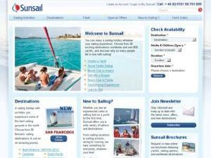 Sunsail Yacht Charter - Search results Directory