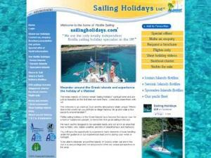 Sailing Holidays - Search results Directory