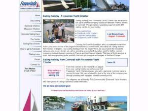 Sailing Holiday Cornwall - Search results Directory