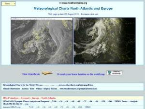 Meteorological Charts - Weather Directory