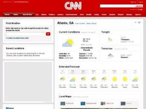 CNN Weather Forecasts - Weather Directory