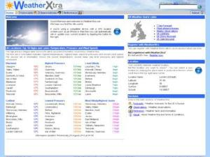 WeatherXtra - Weather Directory
