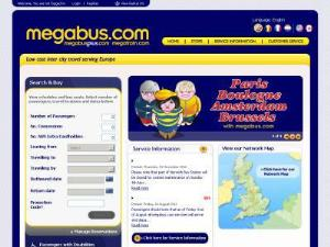 Megabus - Search results Directory