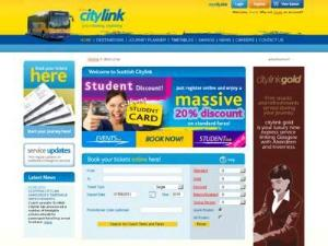 Citylink Green Thinking - Buses UK Directory