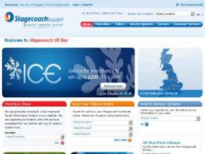 Stagecoach Bus - Buses UK Directory