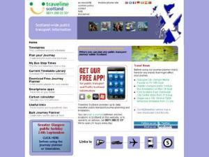 Traveline Scotland - Buses UK Directory