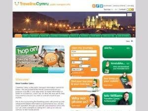 Traveline Cymru - Search results Directory