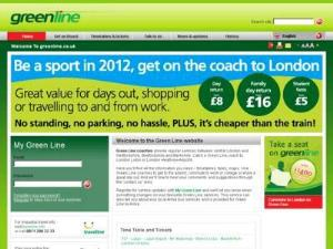 Green Line - Buses UK Directory
