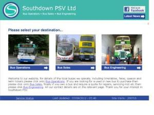 Southdown PSV Ltd - Search results Directory