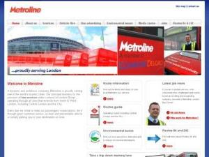 Metroline London buses - Buses UK Directory
