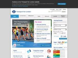 Transport for London - Buses UK Directory