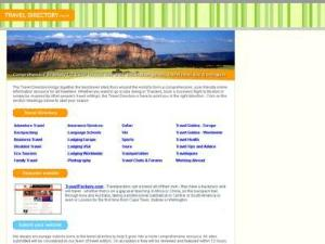 Travel Directory links - Search results Directory