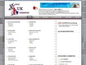 United Kingdom directory - UK Travel Directories Directory