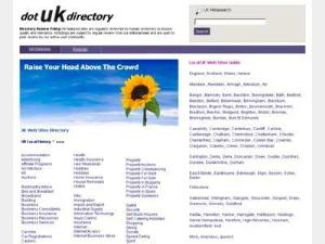 Dot UK Directory - UK Travel Directories Directory