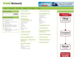 Travel Network Directory - UK Travel Directories Directory