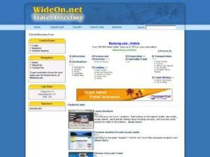 Travel Directory Free - UK Travel Directories Directory