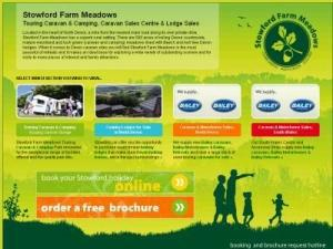 Stowford Farm Meadows - Accommodation in UK Directory