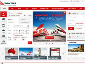 Qantas Flights - Airlines in UK Directory