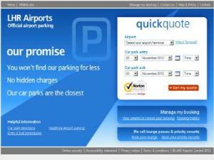 Official Airport Car Parking BAA - Airport Parking UK Directory