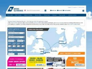 DFDS Seaways - Ferries Directory