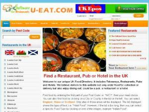 You Eat - Restaurants in UK Directory