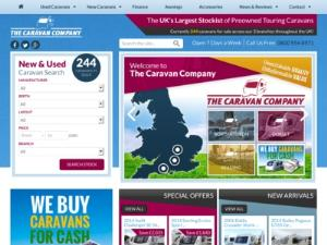 The Caravan Company - Caravan in UK Directory