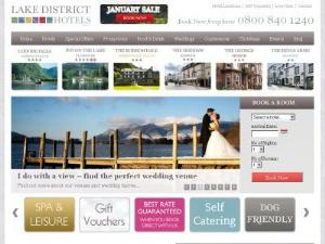Lake District Hotels Ltd - Hotels UK Directory
