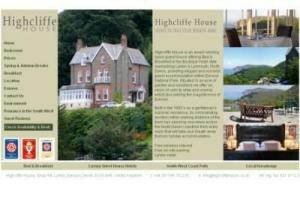 Highcliff House - Accommodation in UK Directory