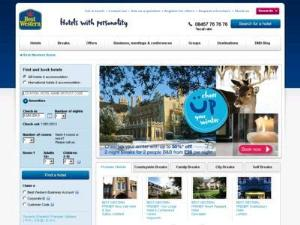 Pet Friendly Hotels - Hotels UK Directory