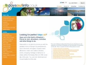 Days Out Info - On-line Guides UK Directory