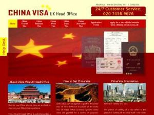 Express China Visa - On-line Guides UK Directory