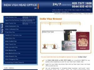 Visa requirements for Indians - On-line Guides UK Directory