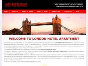 Serviced Apartments London - Accommodation in UK Directory