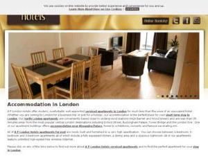 Budget Accommodation In London - Hotels UK Directory
