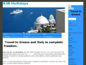 AJB Holidays,holidays to greece  - Search results Directory