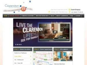 Clarendon Serviced Apartments - Accommodation in UK Directory