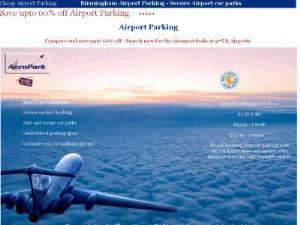 Birmingham Airport Parking Aerop - Airport Parking UK Directory