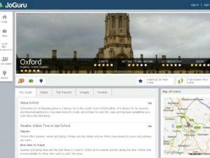 Oxford travel guide - JoGuru.Com - On-line Guides UK Companies Directory