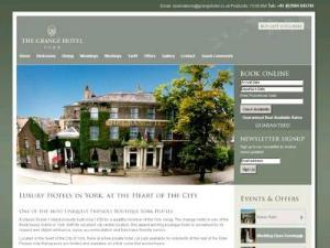 York Hotels - Hotels UK Directory