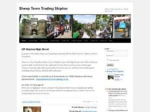 Sheep Town Skipton Skipton - On-line Guides UK Directory