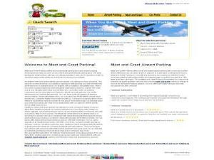 Meet and Greet - Airport Parking UK Directory