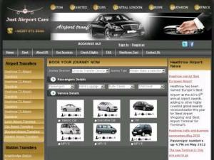 5 Star Airport Cars - Car Rental UK Directory