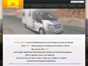 Hirebuddies - Caravan in UK Companies Directory
