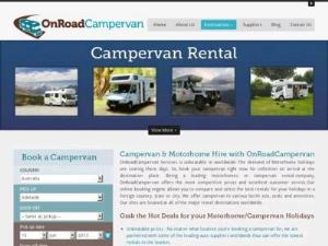 Motorhome Hire - Search results Directory