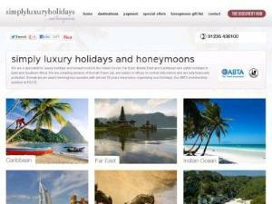 Simply Luxury Holidays - Search results Directory