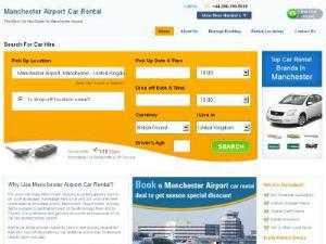 Manchester Airport Car Rental  - Car Rental UK Directory