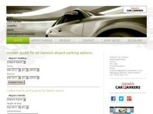 Gatwick Car Parkers - Airport Parking UK Directory