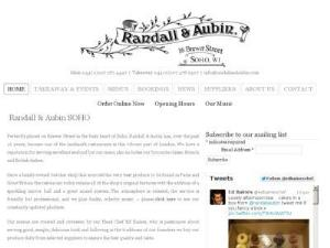 Randall and Aubin - Restaurants in UK Directory