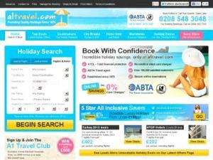 Holidays by A1travel - Search results Directory
